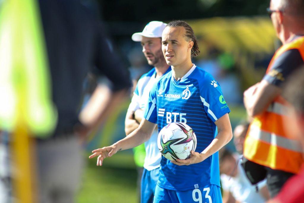Diego Laxalt / FC Dynamo Moscow