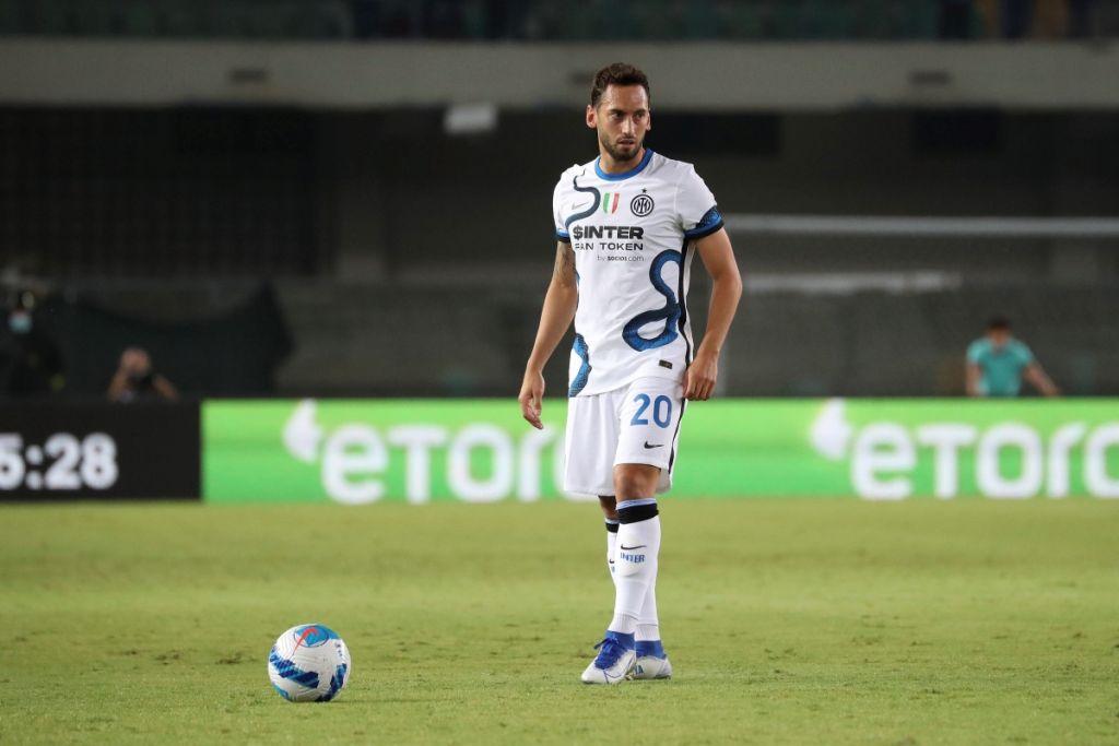 Hakan Calhanolgu / Inter Milan