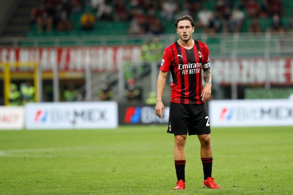Davide Calabria / AC Milan