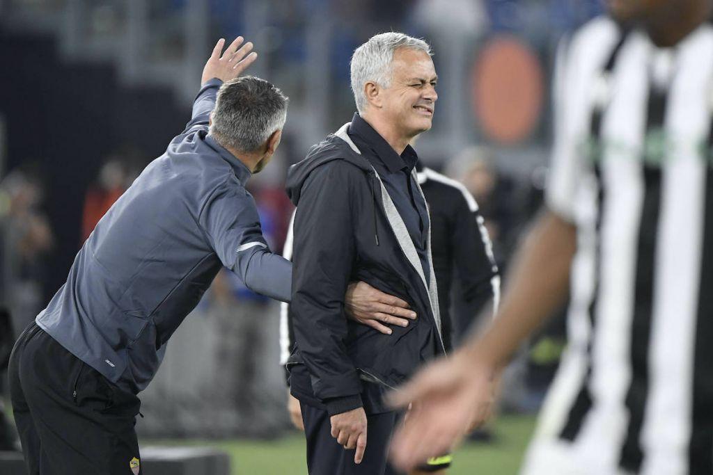 Jose Mourinho / Roma